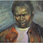 Senegalese Portrait - Ritratto di senegalese
