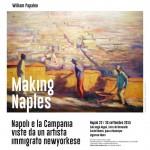 locandina mostra Napoli